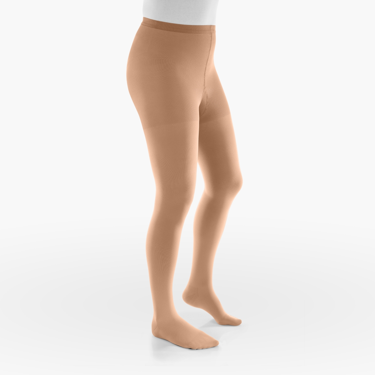 VENOSAN 4000 Pantyhose, 20-30 Beige, S, Closed Toe Firm 20-30 mmHg | Beige | S | Long | Closed Toe | Knit Top