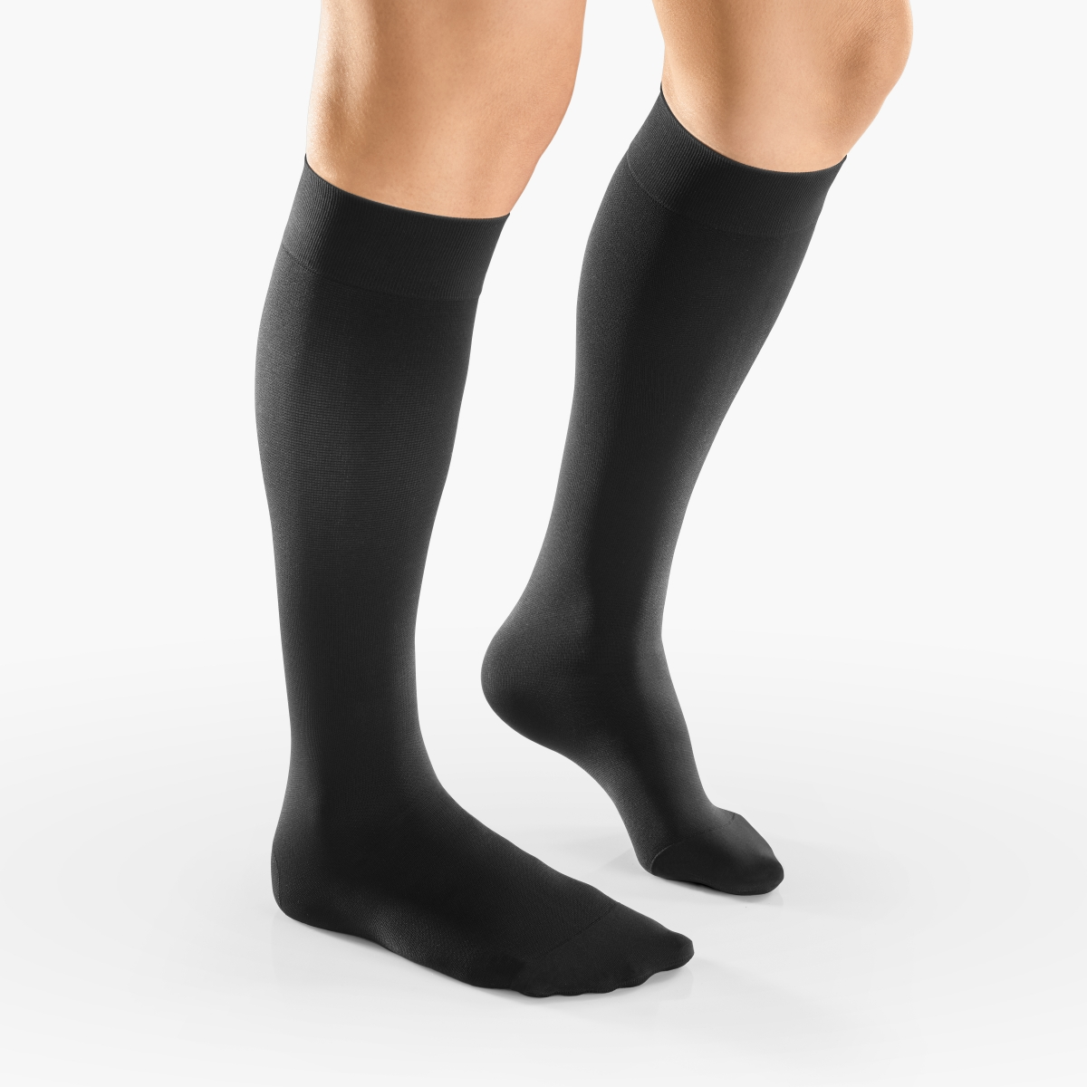 VENOSAN JET LEGS AD 18 mmHg black Shoe 36-40 closed toe Moderate 15-20 mmHg | Black | Shoe 36-40 |  | Closed Toe | Knit Top