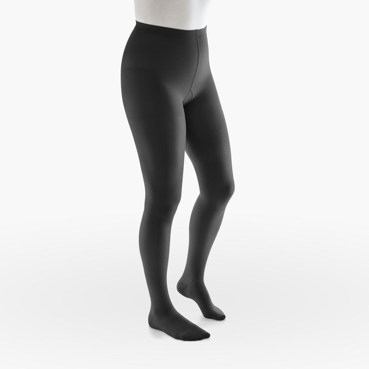 VENOSAN Sheer Secrets, Pantyhose 15-20, Classic black, S, Closed Toe Moderate 15-20 mmHg | Classic black | S |  | Closed Toe | Knit Top